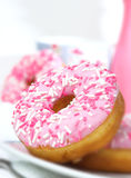 Doughnuts Royalty Free Stock Photos