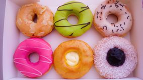 doughnuts Royalty-vrije Stock Afbeelding
