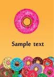 Doughnuts Stock Image