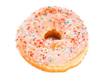 Doughnuts isolated Stock Image