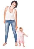 doughter μητέρα στοκ φωτογραφία με δικαίωμα ελεύθερης χρήσης