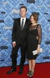 Dougie Payne and Kelly Macdonald Royalty Free Stock Photo