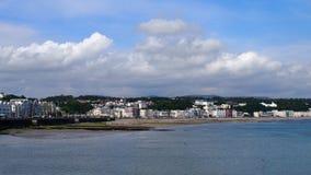 Douglas auf Isle of Man stockbilder