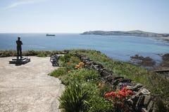 Douglas Bay Isle des Mannes stockbilder