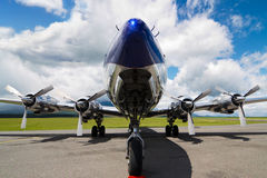 Douglas DC-6B Stock Photo