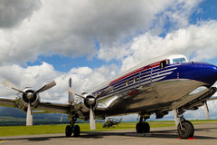Douglas DC-6B Royalty Free Stock Image