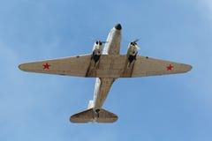 Douglas DC-3, C-47A Skytrain/ Zdjęcie Royalty Free