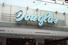 Douglas Department lager Royaltyfria Bilder