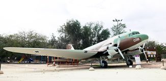 DOUGLAS DS-3 / C-47 - Dakota - transport aircraft Stock Photography