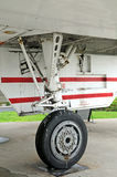 Douglas f5d skylancer main landing gear Royalty Free Stock Photo