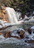 Douglas Falls, WV Fotografía de archivo libre de regalías