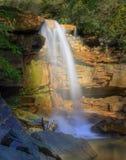 Douglas Falls WV Fotografia de Stock Royalty Free