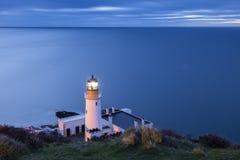 Douglas Head Lighthouse stockbild