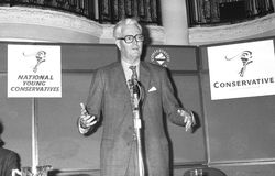 Douglas Hurd Stock Photos