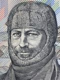 Douglas Mawson portrait Stock Photo
