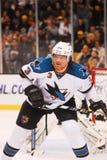 Douglas Murray, San Jose Sharks lizenzfreie stockfotografie
