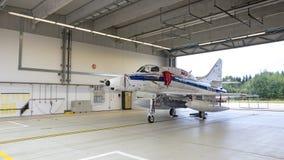 Douglas A-4 Skyhawk Image libre de droits