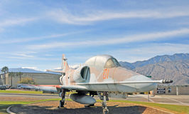 Douglas A-4 Skyhawk Stock Photography