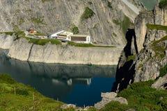 Douglashutte, Montafon, Vorarlberg, Austria Royalty Free Stock Photography