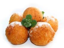Dougnuts isolati Fotografia Stock Libera da Diritti