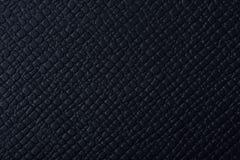 Douille protectrice en cuir de KINDLE sur la texture Image libre de droits
