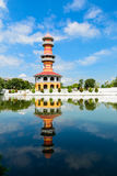 Douleur Royal Palace de coup en Thaïlande photo libre de droits
