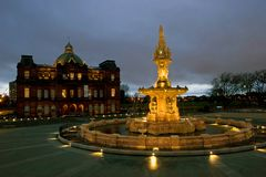 DOULTON FOUNTAIN Royalty Free Stock Image