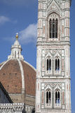 Doumo Cathedral Dome, Florence Royalty Free Stock Photography