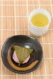 Doumyouji-sakuramochi Royalty Free Stock Images