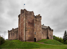 Free Doune Castle Stock Photography - 58324822