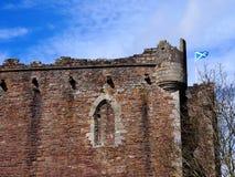 Doune Castle Stock Images