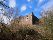 Doune Castle Stock Image