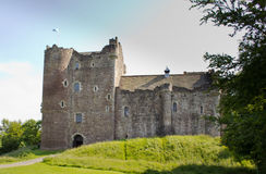 Doune Castle, Scotland Stock Image