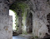 Doune Schloss Lizenzfreies Stockfoto