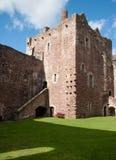 Doune Schloss Stockbilder