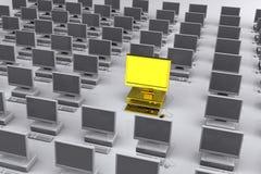Dourado Imagens de Stock