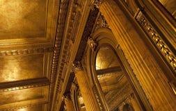 Dourado Imagem de Stock