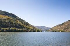 douro区域 免版税库存照片