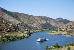 douro河 免版税库存图片