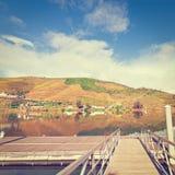 河Douro 库存图片