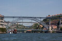 Douro Bridges Stock Photos