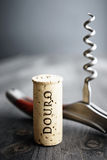 Douro Cork Stock Photo