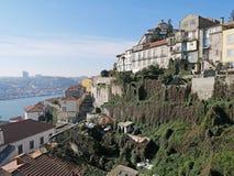 Douro flod i Porto Royaltyfri Foto