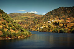 Douro Landscape II Stock Photo