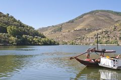 Douro region Royalty Free Stock Images
