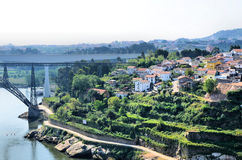 Douro river Royalty Free Stock Photography