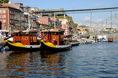 Douro river Stock Photo