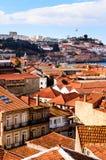 Douro river at Porto Stock Photo