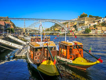 Douro River, Porto Stock Photo