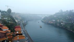 Douro river, Porto, Portugal Royalty Free Stock Photography